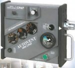 Allied AutoVent 4000 Transport Ventilator Nuevo